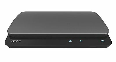 Seiki SB36K1U . Up-Converting 4K Blu-ray Player . Region A B C . DVD Codefree NE