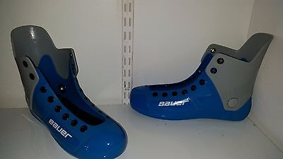 Supreme Bravo Bauer turbo roller skate shell size 8,9 Not turbo 33/Roces/Graf