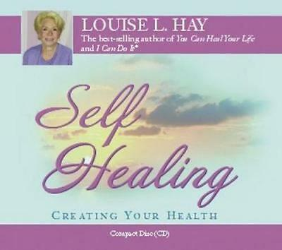 NEW Self-Healing By Louise L. Hay Audio CD Free Shipping