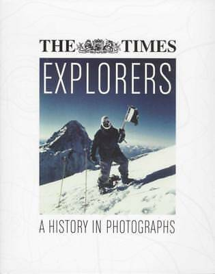 NEW The Times : Explorers By Richard Sale Hardcover Free Shipping