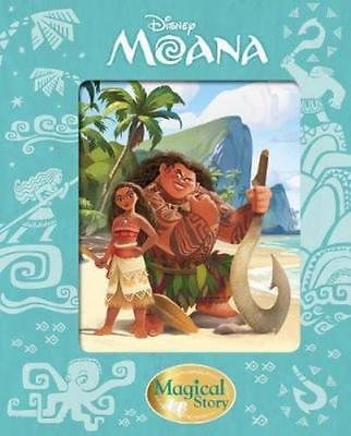 NEW Disney Moana Magical Story By Parragon Books Ltd Hardcover Free Shipping