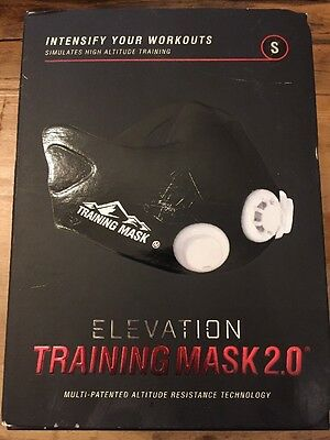 Mask 2.0  High Altitude MMA Fitness - Small 100-149lbs for Training