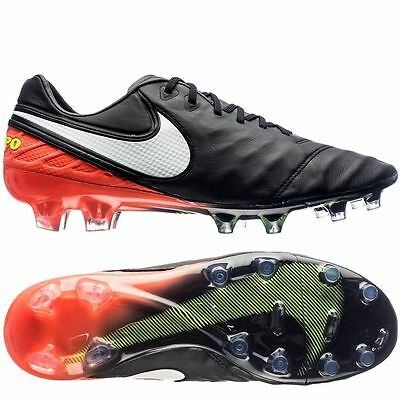Nike Tiempo Legend Vi Fg Men's Soccer Shoes Acc New With Box And Bag 819177-018