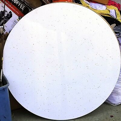 White Formica Table Top (with Speckles)