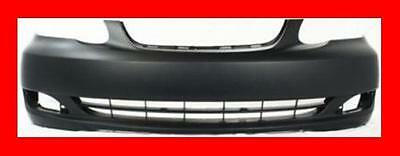 2005-2008 Toyota Corolla Front Bumper Cover Replacement 05 06 07 08 oem