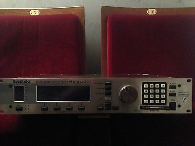 Eventide H8000FW perfect condition,Top Reverbs, Delays, Mods, and Mastering Unit