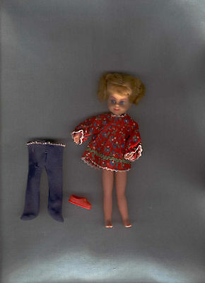 "Buffy From Buffy & Mrs. Beasley 6"" 1968 Tutti's Pal In Skipping Rope"
