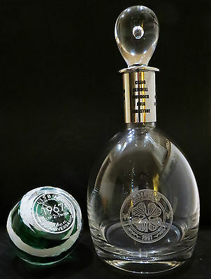 CELTIC FOOTBALL CLUB - 50 LISBON : Dartington Decanter & Caithness Paperweight