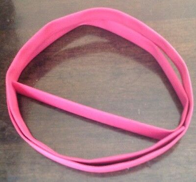 RED HEAT SHRINK 2:1    1 Meter 10mm to 4.5mm