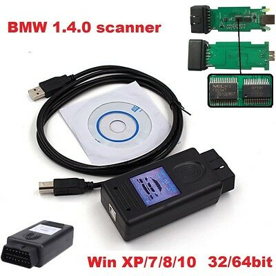 BMW Scanner 1.4 / v1.4.0 fit for BMW E38 E39 E46 E53 E83 E85 Never Locking.
