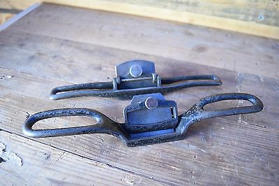 Vintage Union Spoke Shaves Woodworking Old Tools