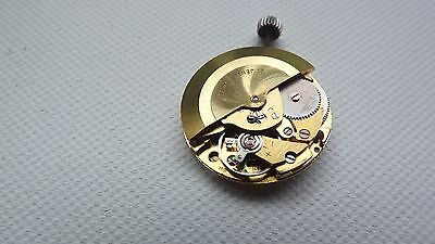 vintage AS cal 2063 21 jewel automatic watch movement for spares