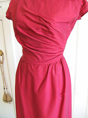 VINTAGE1960's CLASSIC ''Three Star Frock'' EGYPTIAN COTTON