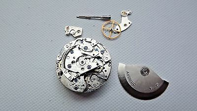 Shanghai 7750 valjoux clone watch movement for spares