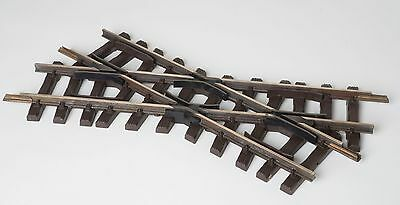 LGB G Gauge Brass Model Railway. 30° Diamond Crossing 13000 Radius 1