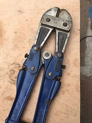 """Vintage Record Bolt Cutters, 36"""" Length-robust"""