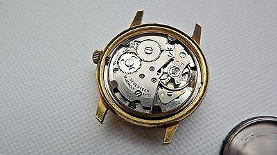 vintage AS 1802/3 watch movement for spares