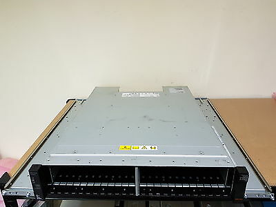 IBM STORWIZE V7000 8G FC 1G iSCSI Controller Enclosure 24x 2.5'' 2076-124 8Gbps