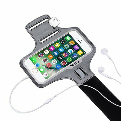 Sports Gym Workout Running Jogging Armband Case Cover Arm Holder For iPhone 7