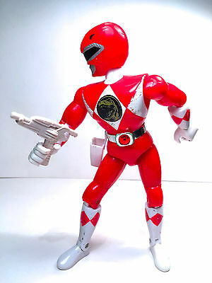 Vintage Power Rangers ROTER / RED MMPR Ranger first generation BANDAI`94