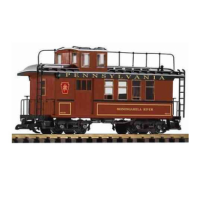 Piko G Scale Prr Drovers Caboose 92152 Tuscan | Ships 1 Business Day | 38624