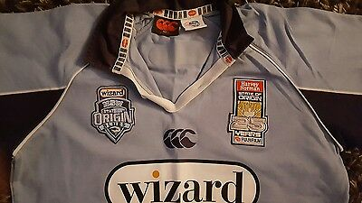 New South Wales Rugby League Shirt