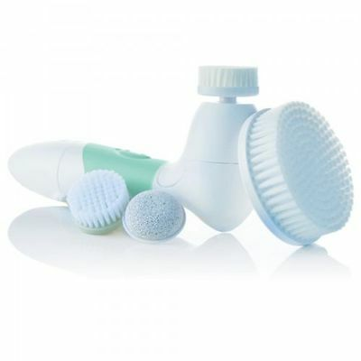 Green Spin For Perfect Skin Brush - New - Vanity Planet - Facial Brush