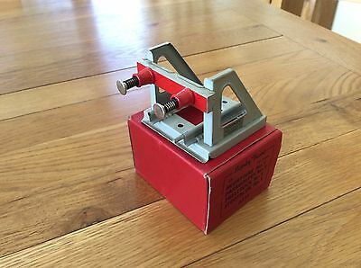 Hornby O Gauge No1 Buffer Stop Great Condition Box Also VGC