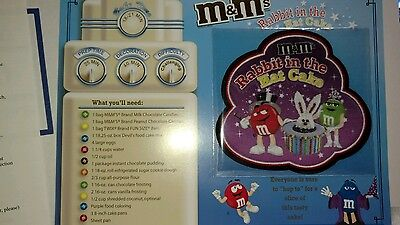 M&M's Willabee & Ward  Rabbit In The Hat Cake Patch