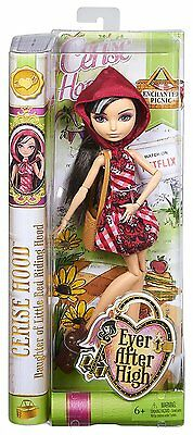 Ever After High Toy Enchanted Picnic Cerise Hood Red Riding Daughter Doll Girls