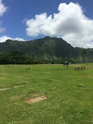 Hawaii Cemetery plots Hawaiian Memorial Park Cemetery Kaneohe Oahu 3 Available