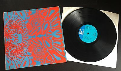 AMON DUUL II Phallus Dei, UK 1st Press LP, BLUE LIBERTY, 1969, EX Vinyl