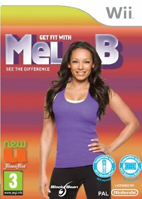 Get Fit With Mel B (Wii) - Game  AKVG The Cheap Fast Free Post
