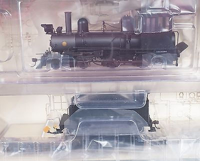On30 4-4-0 DCC Unlettered Outside Frame Steel Cab Bachmann Spectrum #28321 NIB