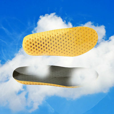 2x Orthotic Arch Support Sport Running Gel Cushion Heel Shoe Insole Pad Insert@