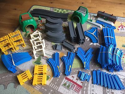 Thomas The Tank Engine Tomy Trackmaster Rail Track & Road Accessories Bundle