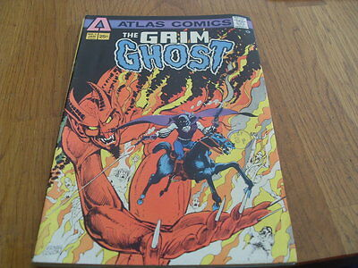 The Grim Ghost Atlas Comics Issue No 1975