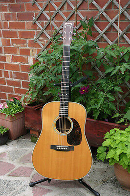 Martin Acoustic Guitar HD-28 2007 with Fishman Electronics in superb condition