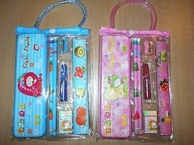 Car Boot Job Lot of 36 Girls Stationery Sets-New. Home, nursery or school.