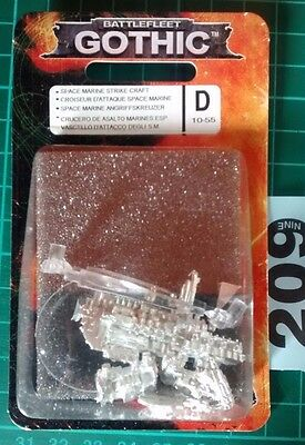 Strike Craft - Imperial Fleet - Battlefleet Gothic - NiB - Games Workshop