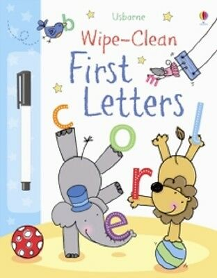 First Letters by Felicity Brooks, Nicola Hall (Paperback, 2011)