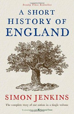 A Short History of England by Simon Jenkins (Paperback, 2012) New Book