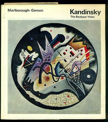 Kandinsky, The Bauhaus Years, Marlborough-Gerson Gallery, New York, 1966