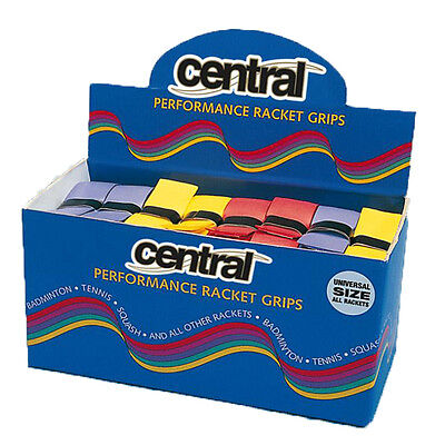 Central Universal Size Soft Touch Multisports Synthetic Leather Replacement Grip
