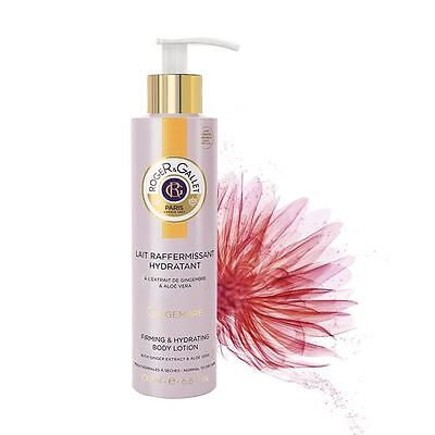 Roger And Gallet Gingembre Body Milk Sorbet 200Ml