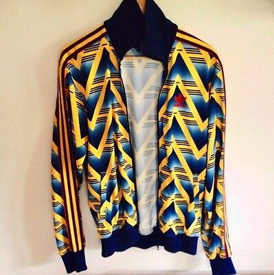 Adidas originals Vintage Arsenal Track Top