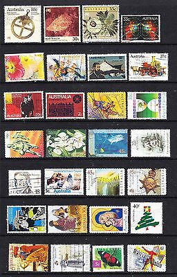 A Selection of Australia Stamps (M15-B51)