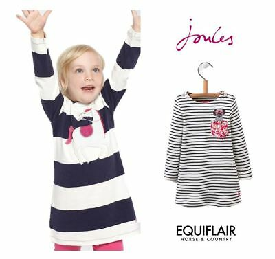 Joules Kaye Applique Girls Dress - AW17 (X)