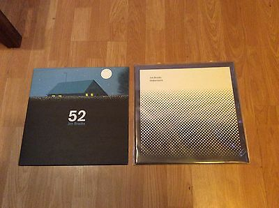 JON BROOKS 2 x LPS 52 and WALBERSWICK ALL MINT GHOSTBOX ELECTRONICA