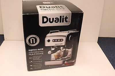 Dualit Express Auto 4 in 1 One Touch Coffee & Tea Machine *WE ARE A SHOP*